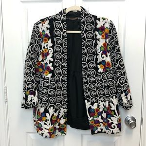 Soft Surroundings Open Front Jacket